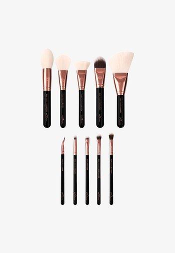 EXPANSION SET - Makeup brush set - black diamond