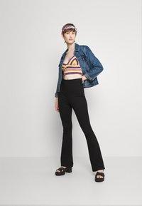 BDG Urban Outfitters - CROCHET BRA TOP - Top - pink - 1