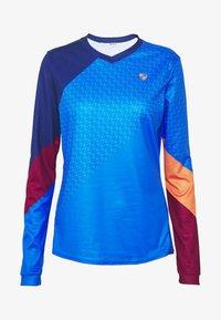 Ziener - NEADIE - Langarmshirt - light blue - 4