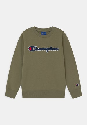 LOGO CREWNECK UNISEX - Sweater - khaki