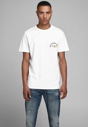 Camiseta estampada - cloud dancer