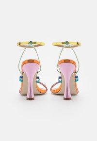 BEBO - INESSE - Sandals - orange - 3