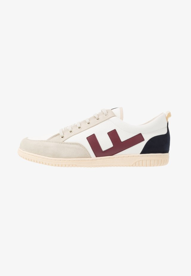 ROLAND - Sneakers laag - tricolor/ivory