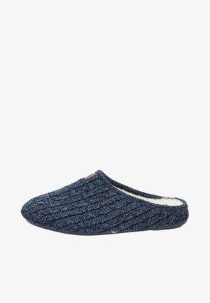 Muiltjes - blauw