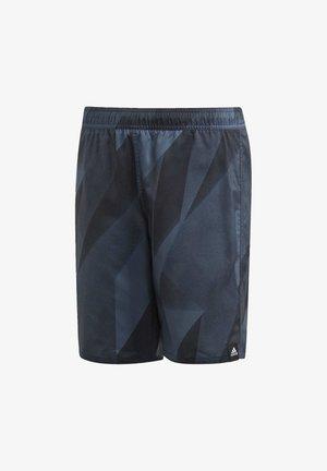 BOYS GRAPHIC SWIM SHORTS - Swimming shorts - blue