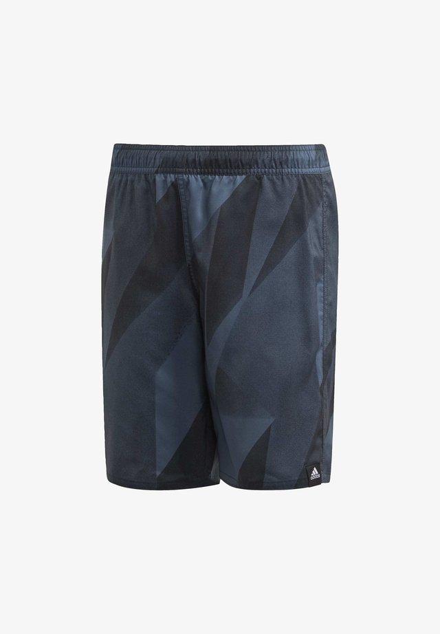 BOYS GRAPHIC SWIM SHORTS - Bañador - blue