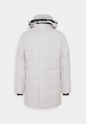 ONSCARL LONG QUILTED COAT  - Winter coat - vapor blue