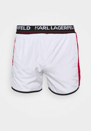 SPORT  - Swimming shorts - white