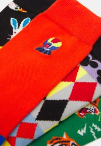 Happy Socks - CIRCUS SOCKS GIFT SET 4 PACK UNISEX - Socks - multi - 1
