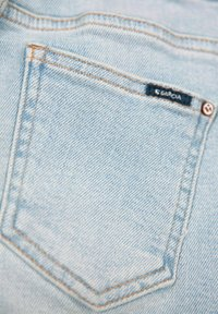 Garcia - WIDE FIT - Jeans Straight Leg - bleached - 2