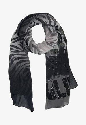 Scarf - schwarz/grau