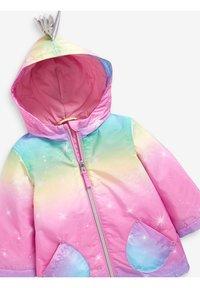 Next - RAINBOW UNICORN C - Impermeable - multi-coloured - 2