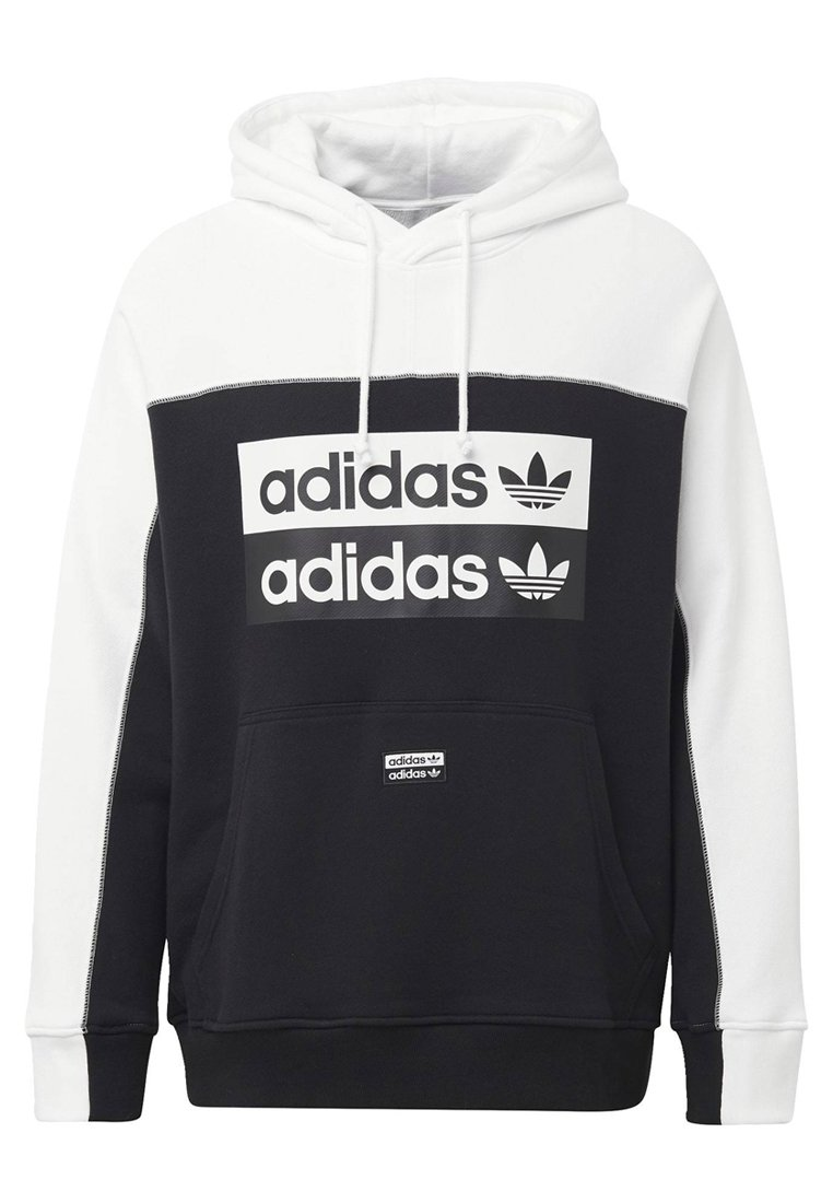 adidas Originals R.Y.V. HOODIE - Sweat à capuche - black