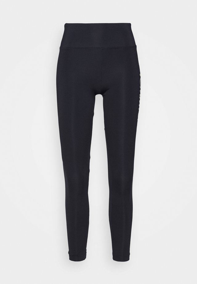 LEGGING HIGHWAIST LOGO - Leggings - blue