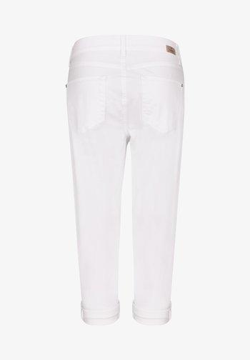 Straight leg jeans - weiãŸ