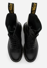 Dr. Martens - 1490 BEX - Veterlaarzen - black smooth - 8