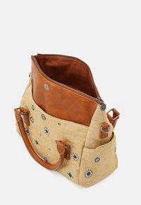 Desigual - BOLS JULY LOVERTY - Handbag - beige - 2