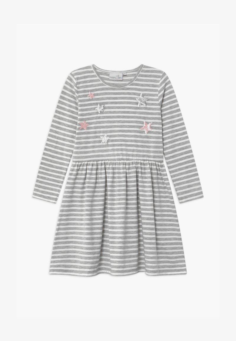 happy girls - Žerzejové šaty - grau