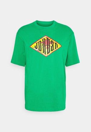 T-shirt imprimé - lucky green