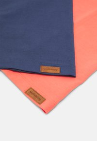 Walkiddy - PLAIN SNOOD 2 PACK UNISEX - Kruhová šála - hot pink/estate blue - 4