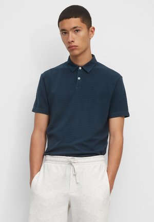 SHORT SLEEVE - Polo shirt - total eclipse