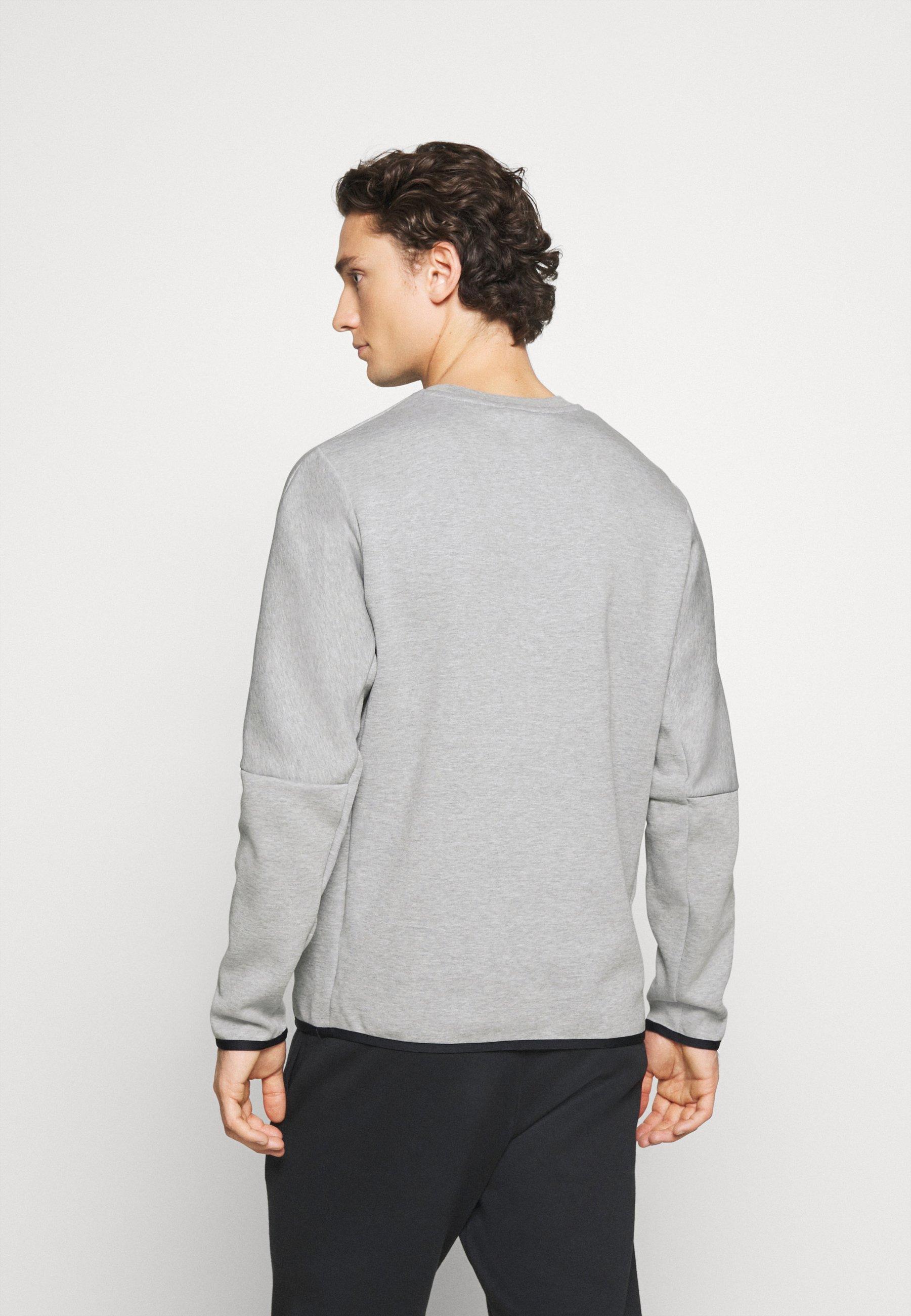 Aaa Quality Buy Men's Clothing Nike Sportswear Hoodie grey heather/black M0t6PweKa rnRV6cUk1