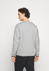 Nike Sportswear - Sweatshirt - grey heather/black - 2