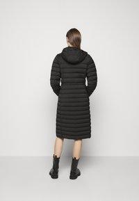 MICHAEL Michael Kors - LONG STRETCH PACKABLE - Down coat - black - 2