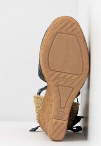 Kurt Geiger London - KARMEN - High heeled sandals - black - 6