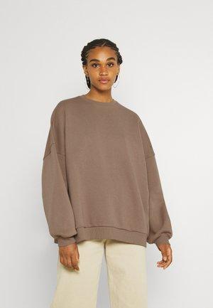 EXTRA CHUNKY - Sweatshirt - nougat