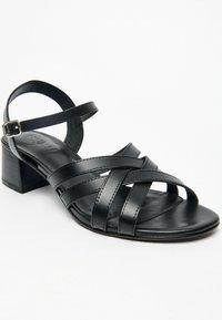 White Sun - ERELL  - Sandals - black - 3