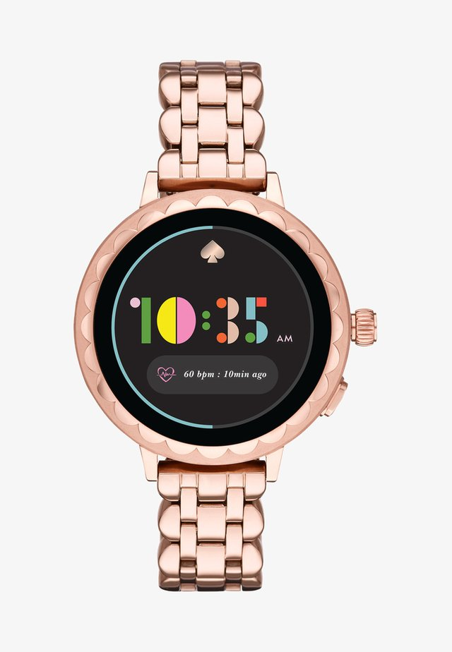 RAVEN - Smartwatch - roségold-coloured
