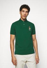 Polo Ralph Lauren - SHORT SLEEVE - Poloshirts - new forest - 0