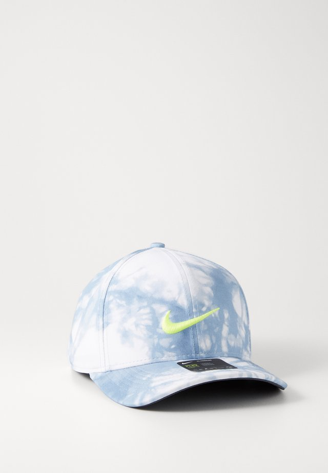 Cap - white/anthracite/lemon
