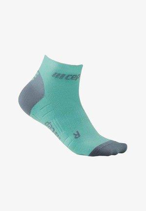LOW CUT - Sports socks - tuerkisgrau