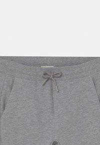 OVS - KID FRENCH TERRY 3 PACK - Teplákové kalhoty - navy blazer/pirate black/lilac hint - 3