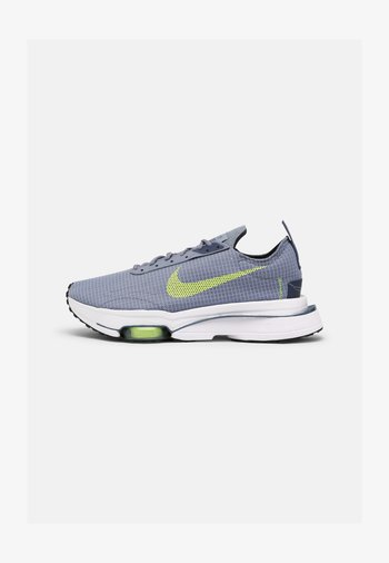 AIR ZOOM TYPE - Trainers - ashen slate/volt /blue/white/black