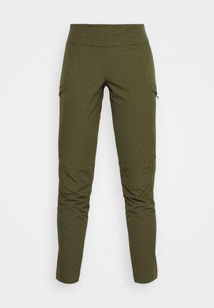 SABRIA PANT WOMENS - Pantaloni outdoor - tatsu