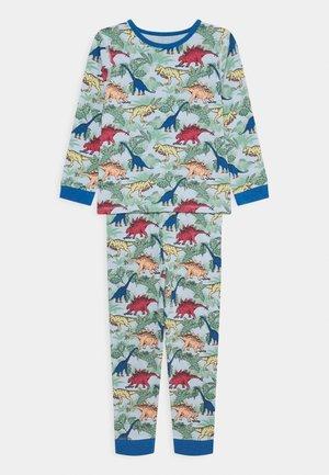 ORLANDO LONG SLEEVE SET - Pyjama set - frosty blue