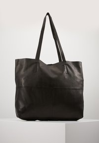 YAS - YASLOMA TOTE ICONS - Tote bag - black - 0