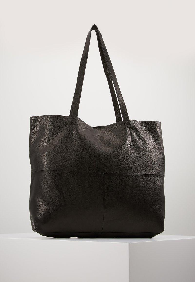 YAS - YASLOMA TOTE ICONS - Tote bag - black
