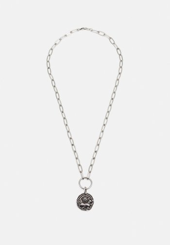 MOONLIGHT UNISEX - Necklace - silver-coloured