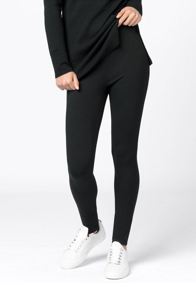 Leggings - Hosen - schwarz