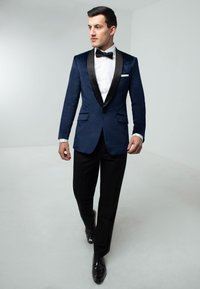 dobell - SLIM FIT - Suit jacket - navy blue - 1