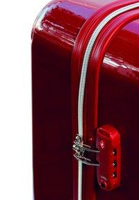 Tamaris - 3 SET - Luggage set - rot/red - 4