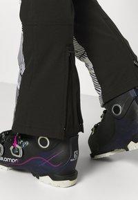 Icepeak - ELSRA - Ski- & snowboardbukser - black - 3