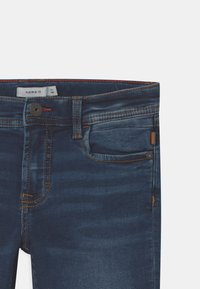 Name it - NKMTHEO  - Slim fit jeans - dark blue denim - 2