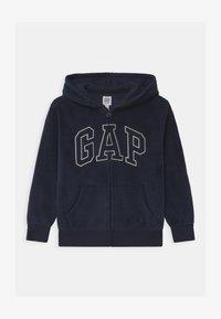 GAP - BOY HOOD - Fleece jacket - tapestry navy - 0