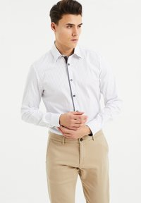 WE Fashion - SLIM FIT  - Overhemd - all-over print - 0