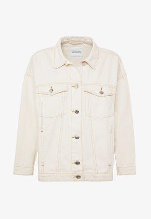 CATHY JACKET - Kurtka jeansowa - white light
